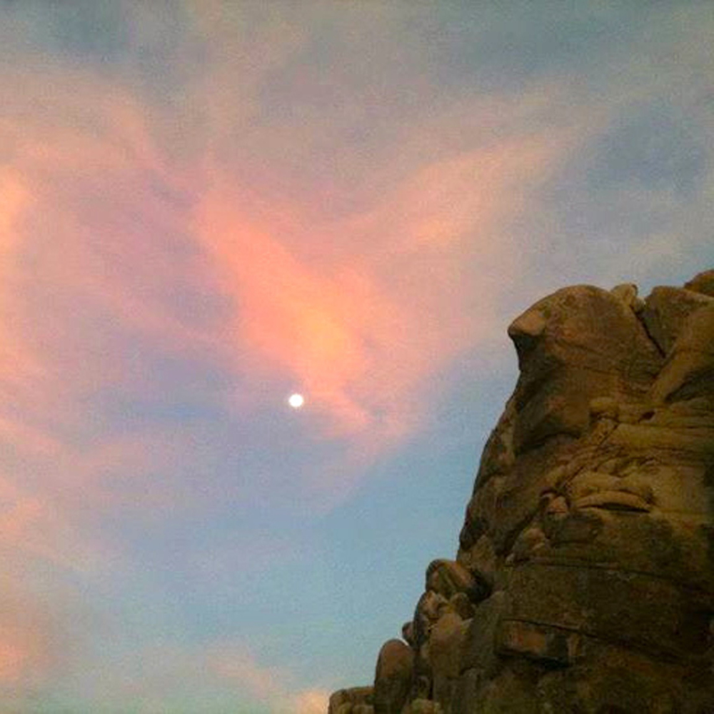 mOOn, Joshua Tree, California