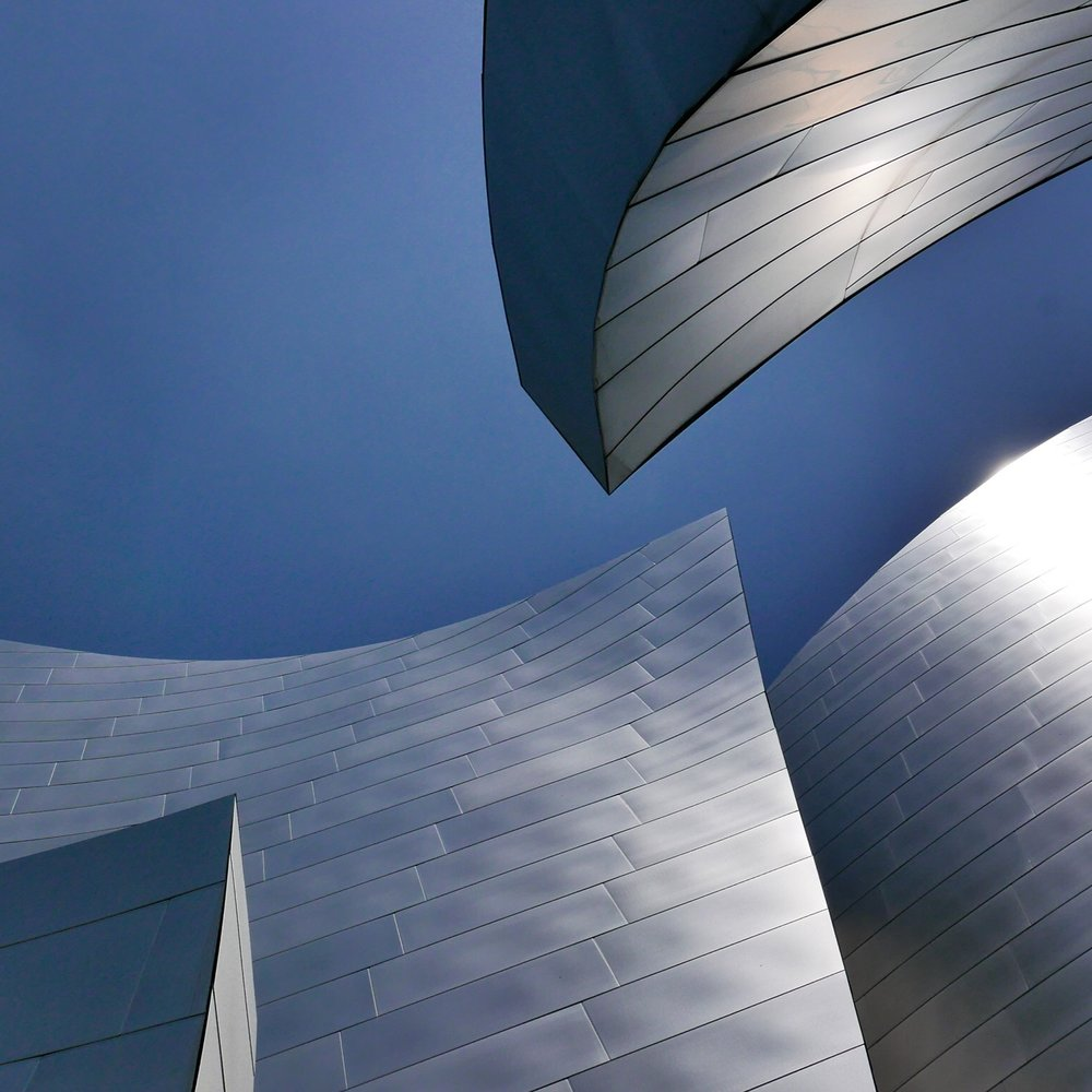 Gehry Disney Performing Arts