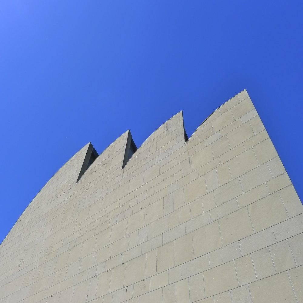 Alvar Aalto, Chiesa di Riola