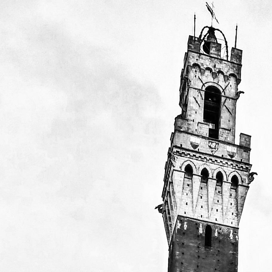 Campanile  Sienna Italia