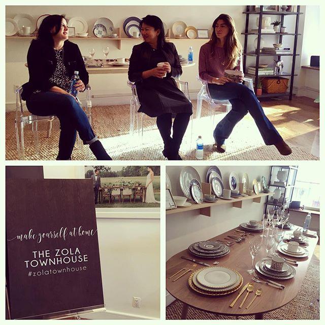 Zola Company Visit