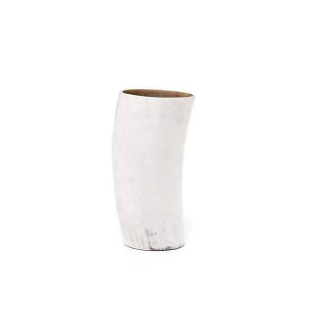 Ivory white vase - now at @maereecollection