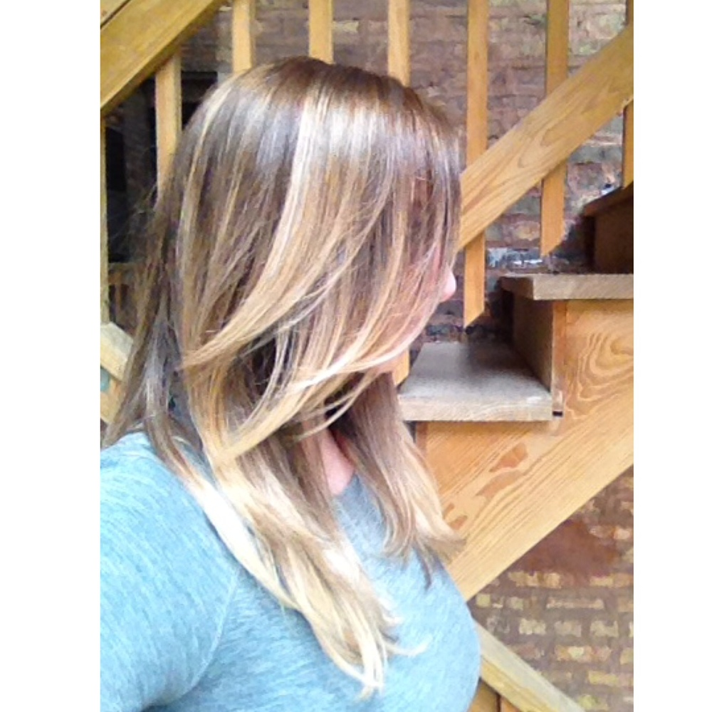 brunette blonde after.JPG