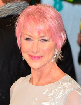 Too old? Hello Helen Mirren!