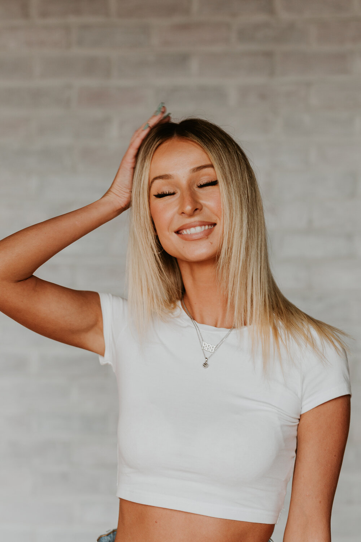 Ieva - stylist in training (CHI)