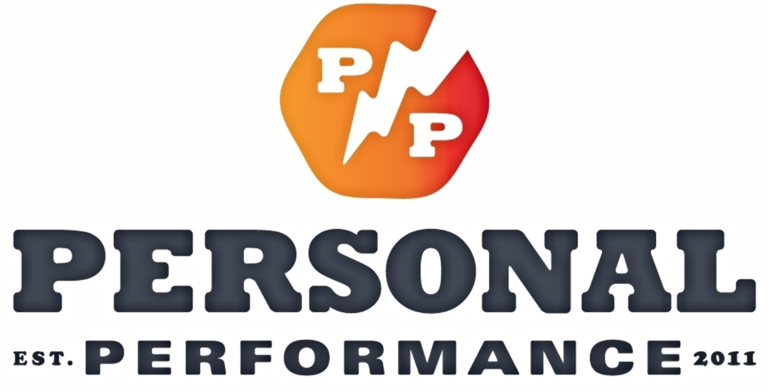 PERSONAL PERFORMANCE Customized Online Training & Nutrition Programming