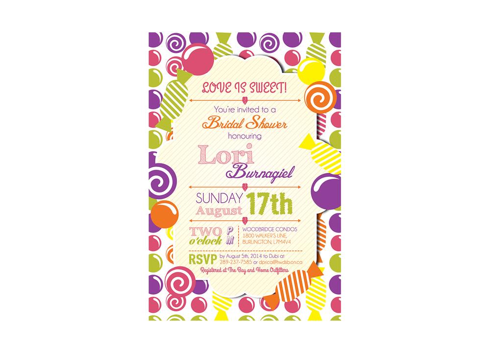Copy of Wedding Invitation Design