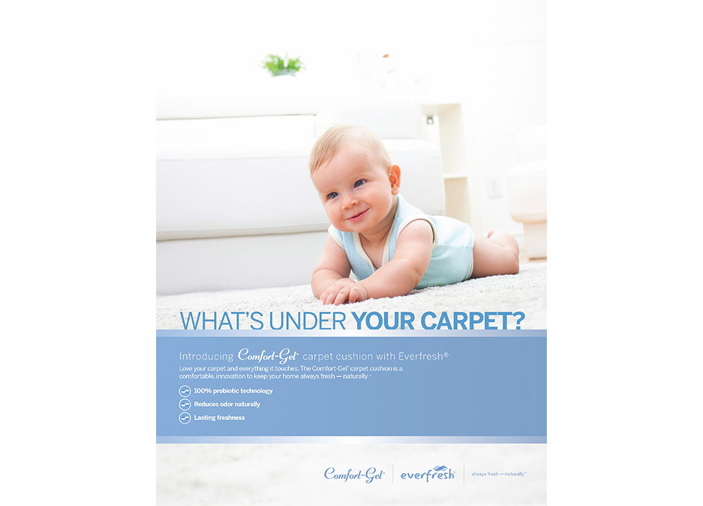 Copy of Everfresh / Comfort Gel Carpet Creative