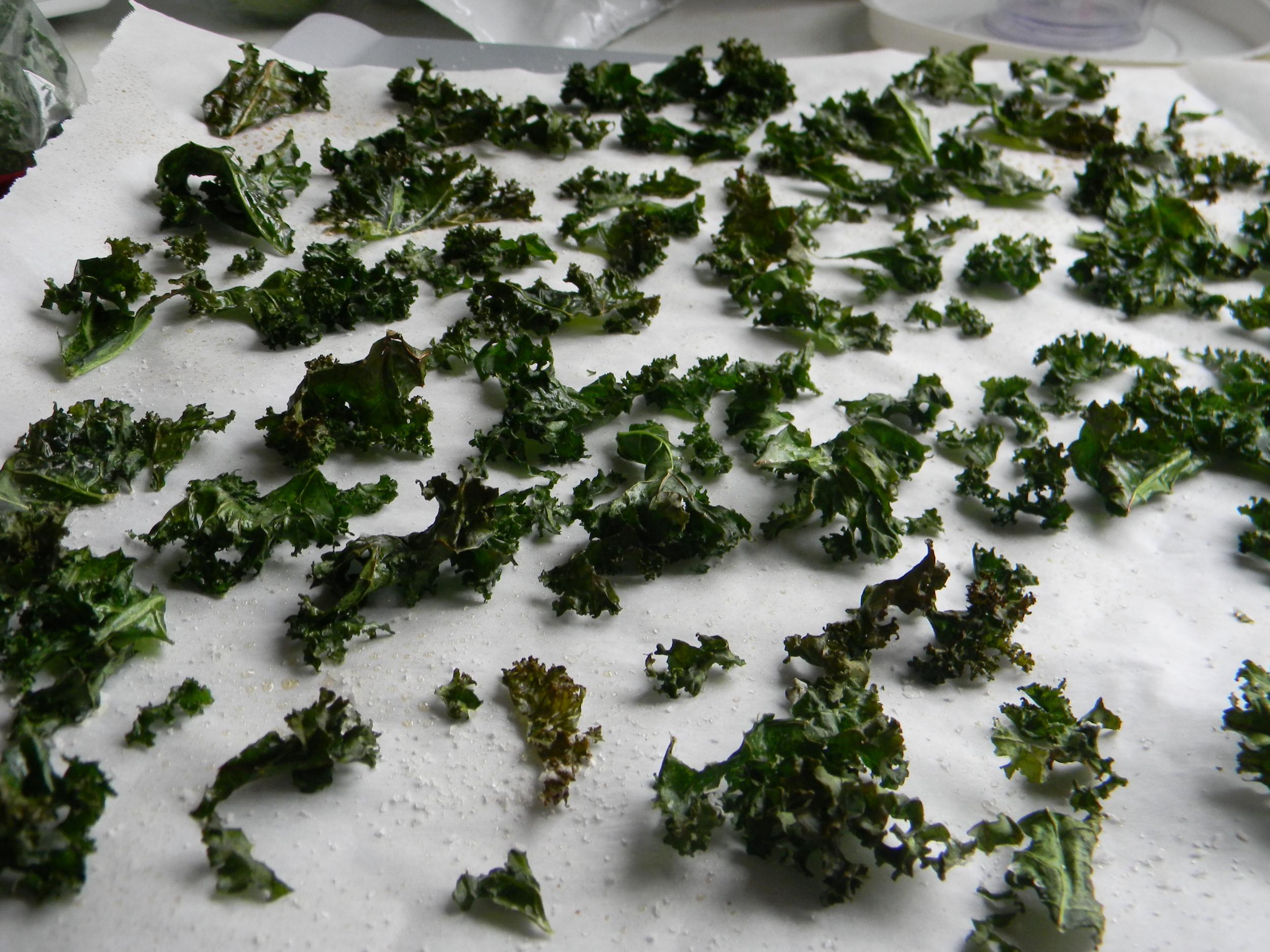 Kale Chips 008
