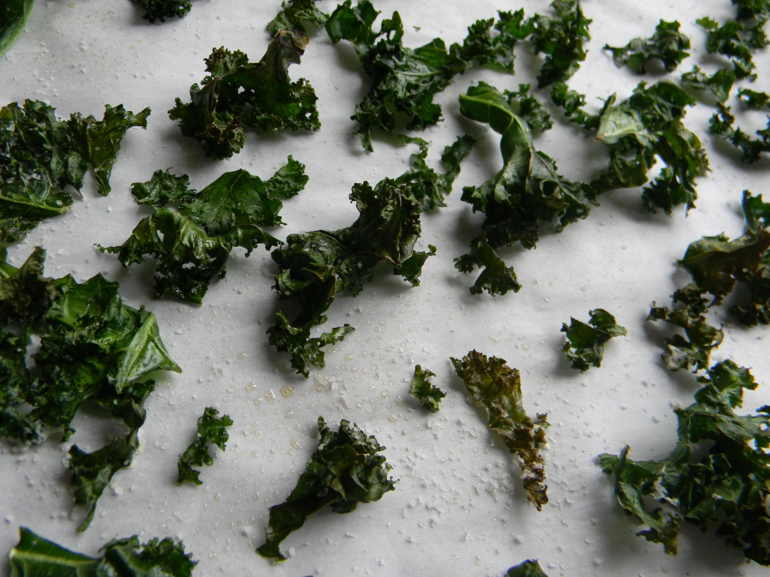 Kale Chips 009