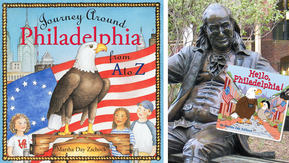 Philadelphia-books