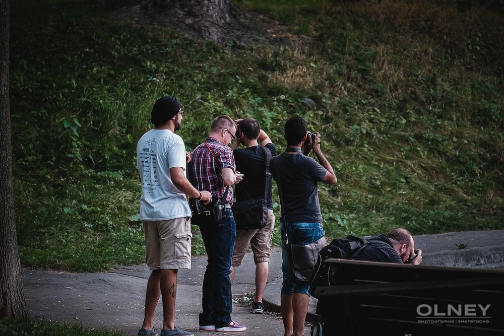 Fuji shooters of Montreal