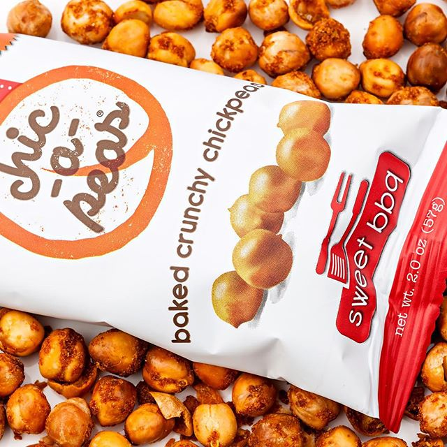 Sweet bbq... simply delicious and crazy addicting!  #snacktastic #chicapeas #snackhealthy #summertime