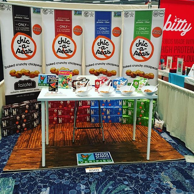 We'll be here all weekend, stop by booth 8509 #expowest