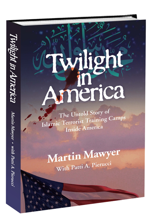 "The publication of ""Twilight in America"" by Martin Mawyer prompted a frivolous lawsuit from a Muslim group in America."