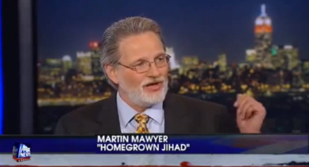Martin Mawyer on Sean Hannity