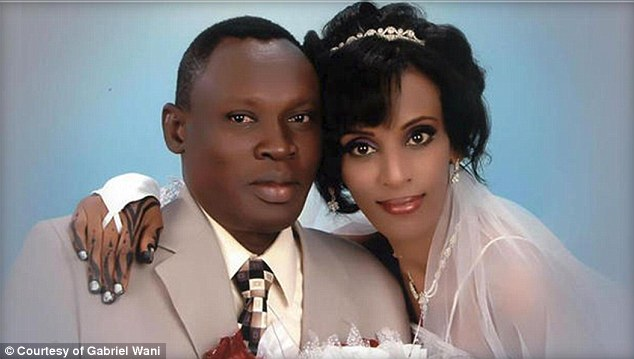 Meriam insists she has always been a Christian and told her husband she could not 'pretend to be a Muslim' just to spare her life