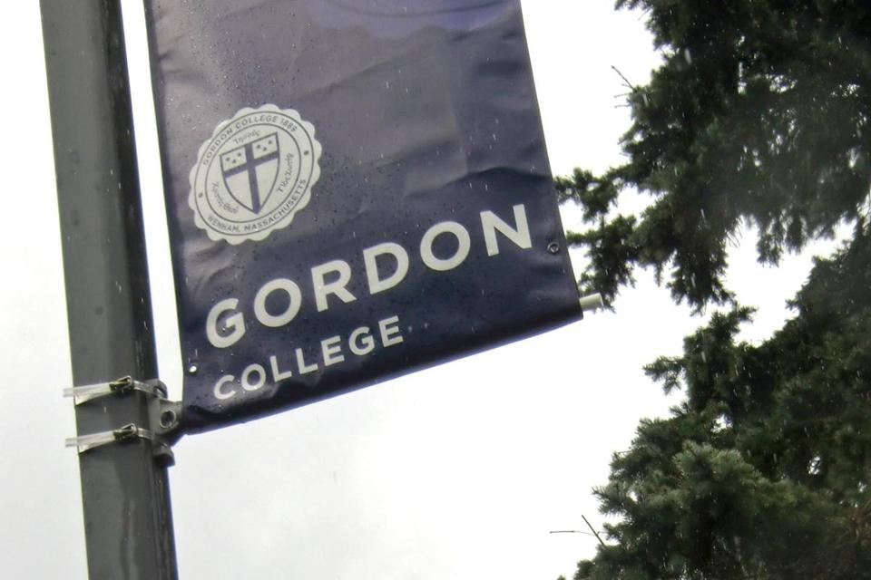 Gordon College has come under fire because of its opposition to expected federal hiring protection for gays and lesbians.