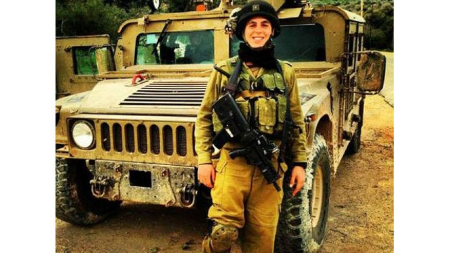 July 20, 2014: This photo released by the Israel Defense Forces shows Sgt. Nissim Sean Carmeli, one of two American-born Israeli soldiers killed in fighting between the IDF and Hamas in the Gaza Strip Sunday. (Photo courtesy Israel Defense Forces)