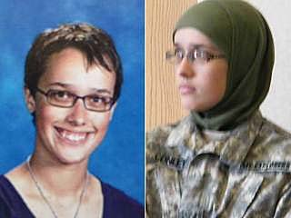 Colorado woman Shannon Conley, 19, pleaded guilty to trying to help ISIS