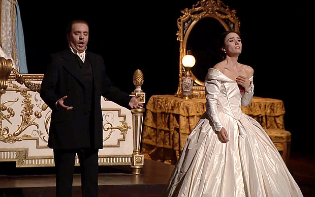 La Traviata at the Opéra Bastille Photo: Opéra Bastille