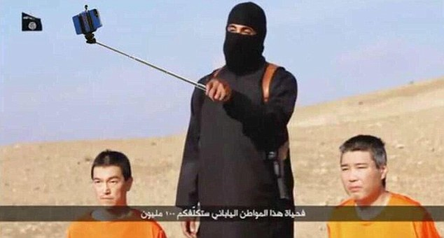 As the 72-hour deadline to save the captives passed without the $200 million ransom being paid, Japanese Twitter users began sharing the darkly comic posts as a symbol of defiance.