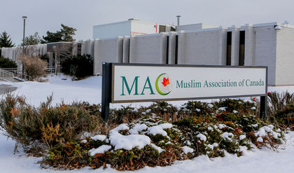 Muslim Association of Canada (MAC). at 2270 Speakman Drive in Mississauga, Ont. on Tuesday January 27, 2015. Dave Thomas/Toronto Sun/QMI Agency