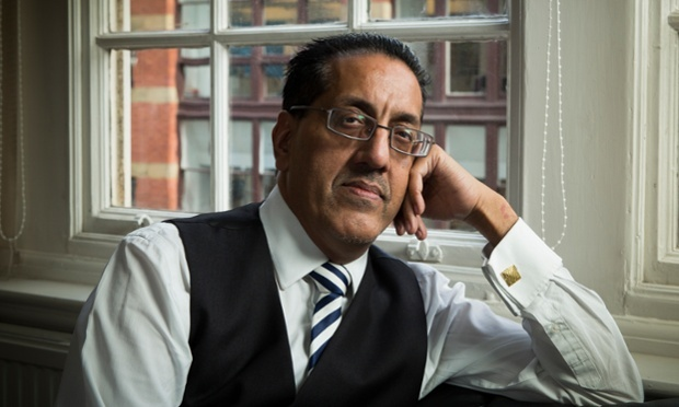 Nazir Afzal has just stepped down as the head of the Crown Prosecution Service in the north-west of England. Photograph: Christopher Thomond