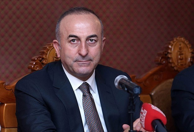 "Mevlut Cavusoglu, Turkey's minister of Foreign Affairs. ""Islam does not tolerate terrorism,"" he said seriously."