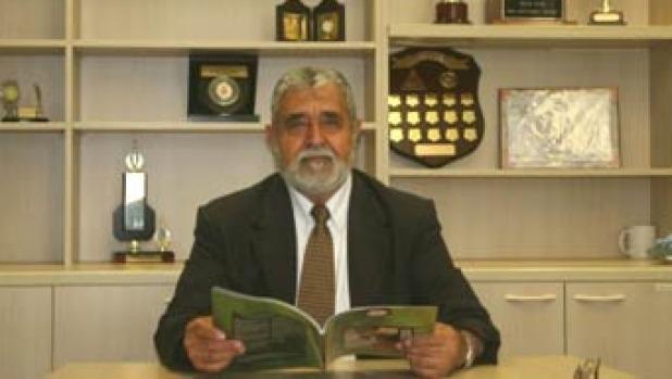 Al-Taqwa College principal Omar Hallak. Photo: Supplied
