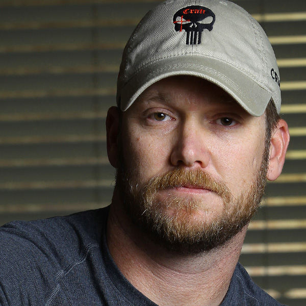 Chris Kyle, a hero.