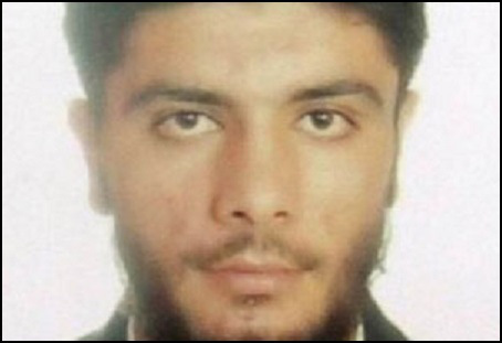 Abid Naseer who is on trial in Brooklyn accused of supporting al-Qaeda. Photo courtesy of: RAWA News