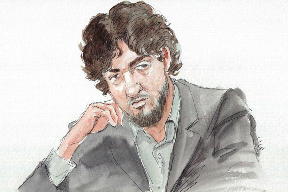 """I would like to apologize to the victims and the survivors,"" Dzhokhar Tsarnaev said in court. ""I did do it."""