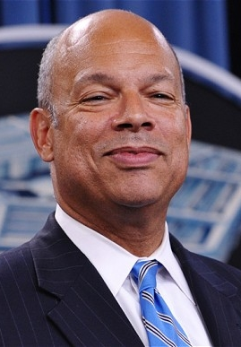 Homeland Security chief Jeh Johnson