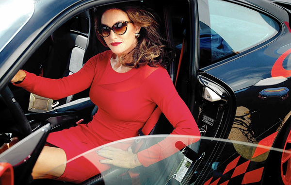 """Caitlyn"" Jenner, formerly known as Bruce Jenner, stars in the show ""I Am Cait"""