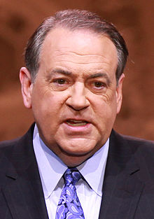 Former Arkansas Governor Mike Huckabee