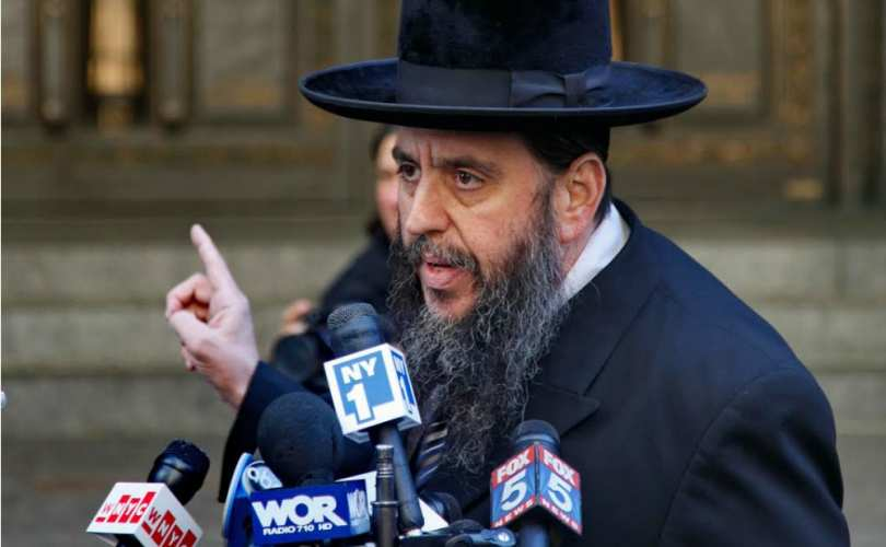 Rabbi Yehuda Levin