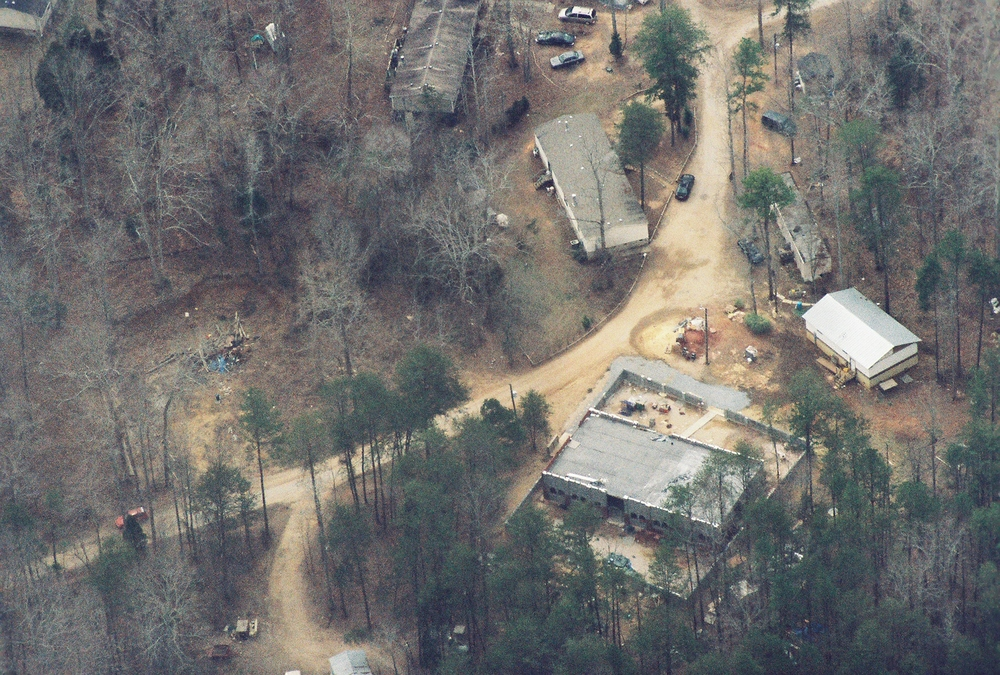 The Holy Islamville compound is located near York, S.C.