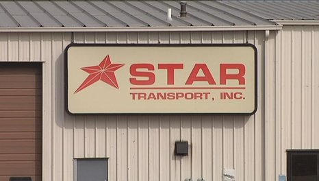 Star Transport shut down its Morton, Ill. operations in March.