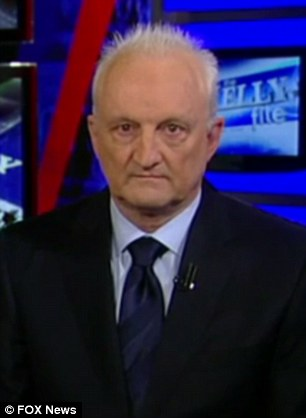 Phil Haney is a founding member of the Department of Homeland Security.