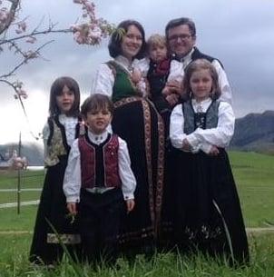 The Bodnariu family
