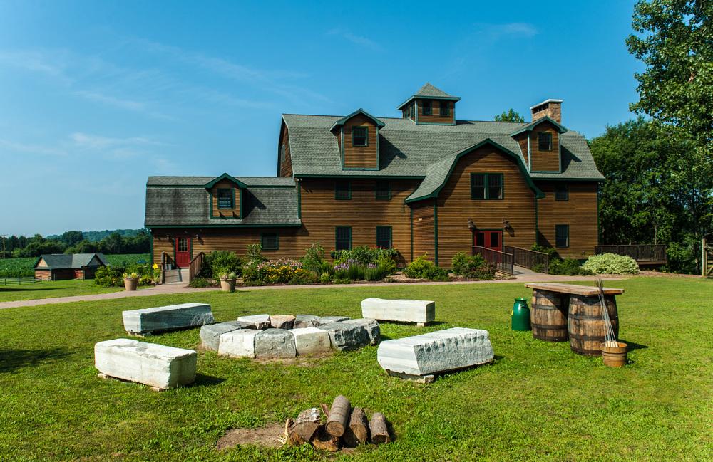 Liberty Ridge Farm in Schaghticoke, N.Y.