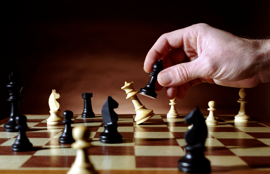 Muslim scholars usually put chess, a skill-based game, in a different category from games of chance.