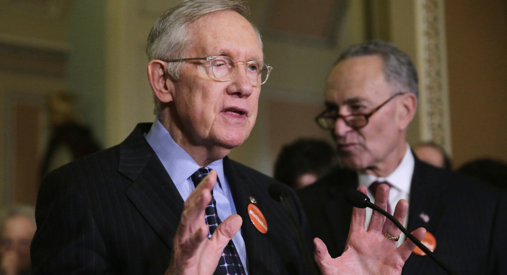 Senate Minority Leader Harry Reid (D-Nev.)