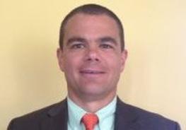 Scott Masini, principal at Bruce Vento Elementary School