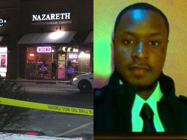 Mohamed Barry, a Muslim immigrant from Guinea, attacked patrons at the Nazareth Restaurant and Deli in Columbus, Ohio, on Feb. 11.