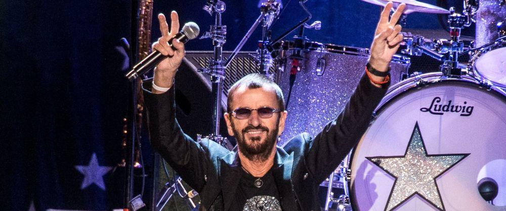 Former Beatle Ringo Starr