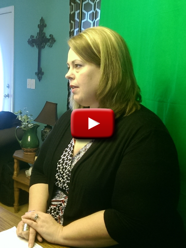 Kimberly Herndon was interviewed in April by the Christian Action Network. Click for a preview.