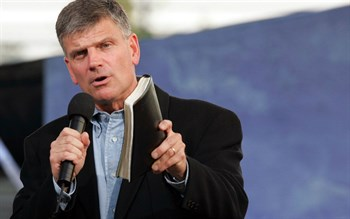 The Rev. Franklin Graham