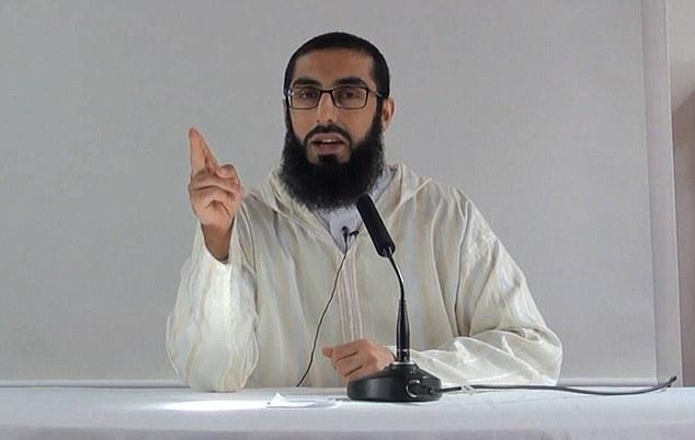 Ali Hammuda, a hardline Muslim preacher